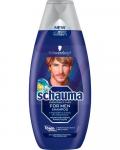 шампоан Schauma 400ml за мъже