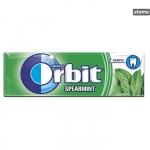 Дъвки ORBIT драже 14g-10бр.spermint зелена