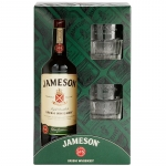 Уиски Jonnie Walker 700ml red lable+2ве чаши