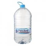 Вода Горна Баня минерална 7L на цената на 6L......