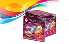 Великденска боя за яйца МетМа перлена 5цвята......