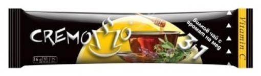чай Cremozzo 3/1 16g билков