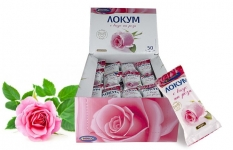 Локум Ивел 30g роза*-*
