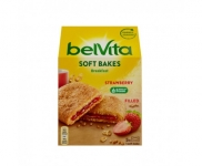 Бисквити Belvita 250g ягода*-****