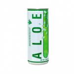 Напитка не газирана Dellos 240ml алое с парченца натурално кен............