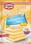 Пудинг Dr.Oetker 70g за бисквитена торта