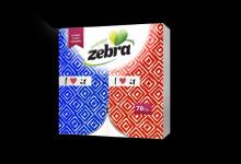 Салфетки Zebra 33/33 70ка сгънати
