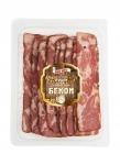 Бекон Еко мес 150g сурово-сушен слайс*-****