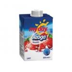 Млечна напитка My day ягода 200ml