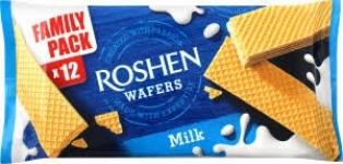Вафли Roshen 216g мляко