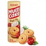Бисквити Roshen Multi cake 195g череша и кокос