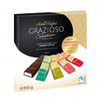 Бонбони шоколадови Grazioso selection 200g CREMY*-****