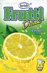 Разтвор.напитка FRUTTI 8.5g лимон