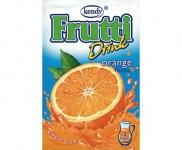Разтвор.напитка FRUTTI 8.5g портокал