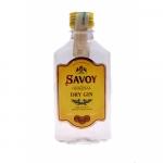 Джин 200ml Savoy 38%vol