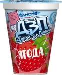 Данон 290g за пиене-ягода