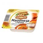 Майонеза Олинеза 125g горчица