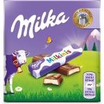 Шоколад Milka milkinis 43,75g stick 4ка