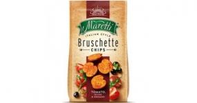 Сухар Bruschetti Maretti 70g домати,зехтин и риган......