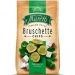 Сухар Bruschetti Maretti 70g със спанак и сирене*-****......