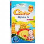 Каша млечна Слънчо 200g зърнин М 11 витамина......