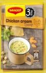 Супа Maggi 16g инстантна пилешка крем с крутони......