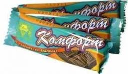Шоколад Слабителен 20g Комфорт-зелен
