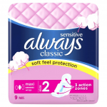 Д.П.Always Classic sensitive maxi*****