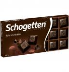 Шоколад Schogetten 100g черен