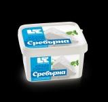 111111Сирене краве Сребърна 900g/1бр pvc кутия ......