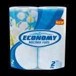 Кухненска хартия Лотос 2ка economy