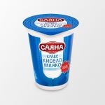 Мляко кисело краве Саяна 500g 3,6%