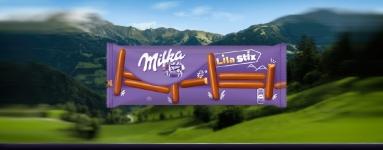 Бисквити Milka 112g Chocolilastix *-***