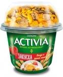 Активия 198g закуска зърнен микс с ягоди