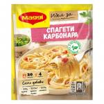Maggi 37g идея за спагети карбонаре