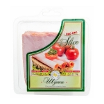 Шунка пражка Еко мес 200g слайс