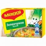 бульон Maggi зеленчуков 80g 8ца