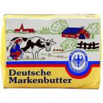Масло Deutsche Markenbutter 250g*-****