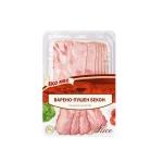 Бекон Еко мес 150g/1бр слайс*-*