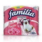 Т.Х.Familia 4ца цветна розова soft powder