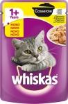 Храна за живот.whiskas година1+ 85g касерол/супа/ пилешко......