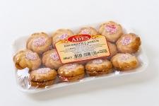 Сладки Адес 250g постни бисквити с локум