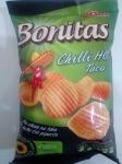 чипс Bonitas 30g люта чушка