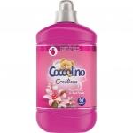 Омек.Coccolino 1,68L tiare flower & red fruits/67пранета/розов*-****......