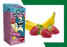 BBB 200ml банан и ягода