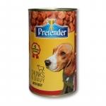Храна за куче Pretender 1250g говеждо