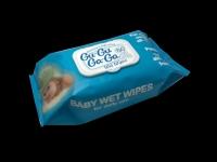 Кърпи мокри 130бр.Gu-Gu Ga-Ga с капак сини бадем......