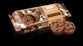Бисквити Esmeralda Roshen 150g Choco Dark