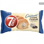 Кроасан 7days cream cookies max 110g крем ванилия с какаови бисквитки......