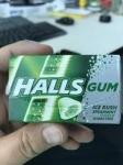 Дъвки Halls 18g без захар ice rush spearmint+1бр гратис/2на цената на 1н...